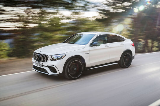 04/2017 Mercedes-AMG GLC 63 S 4Matic Coupé