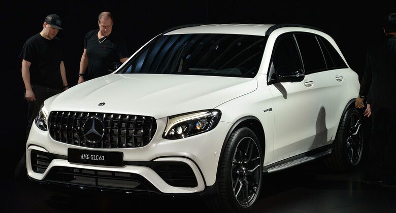 04/2017 Mercedes-AMG GLC 63 S 4Matic Coupé