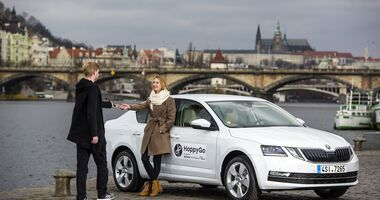 04/2018, Skoda HoppyGo Car Sharing