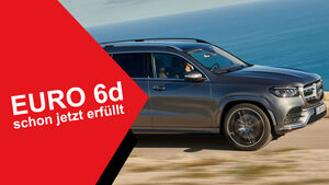 04/2019, Euro 6d - Mercedes GLS