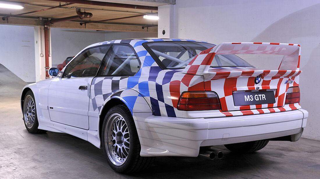 05/11 BMW M GmbH, Prototypen, BMW M3 GTS V9