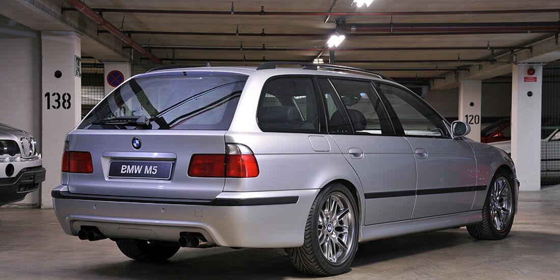 05/11 BMW M GmbH, Prototypen, BMW M5 Touring E39