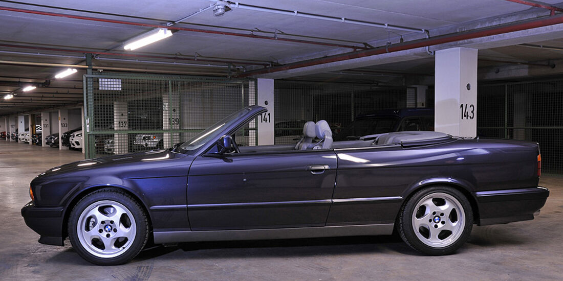 05/11 BMW M GmbH, Prototypen, BMW M5 cabrio, E35