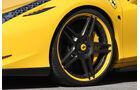 05/2012, Novitec Rosso Ferrari 458 Spider, Felge, Rad
