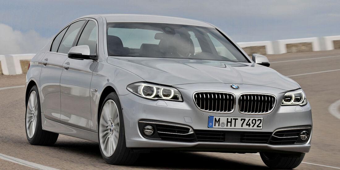 05/2013, BMW 5er Limousine