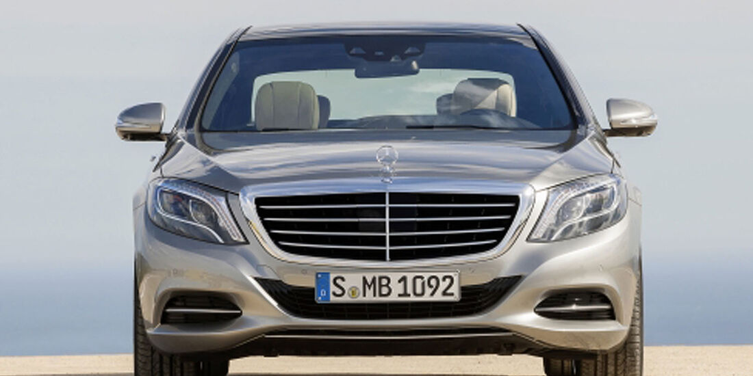 05/2013, Mercedes S-Klasse