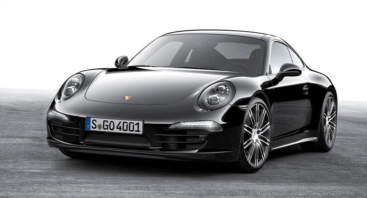 05/2015, Porsche 911 Black Edition
