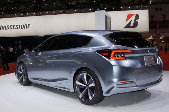 05/2015, Tokio Motor Show 2015 Subaru Impreza 5-Door