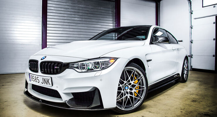 05/2016, BMW M4 Competition Sport Edition