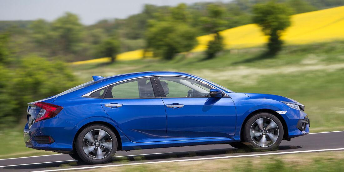 05/2017 Honda Civic Limousine Fahrbericht