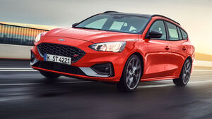 05/2019, Ford Focus ST Turnier (2019)