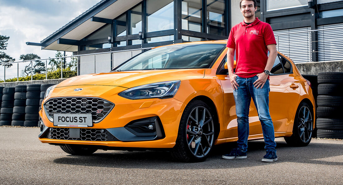 05/2019, Ford Focus ST