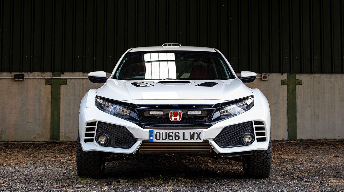 05/2019, Honda Civic Type oveRland by RHEL