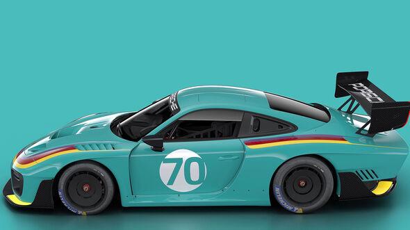 05/2019, Porsche 935 Heritage Liveries