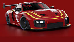 05/2019, Porsche 935 Heritage Liveries