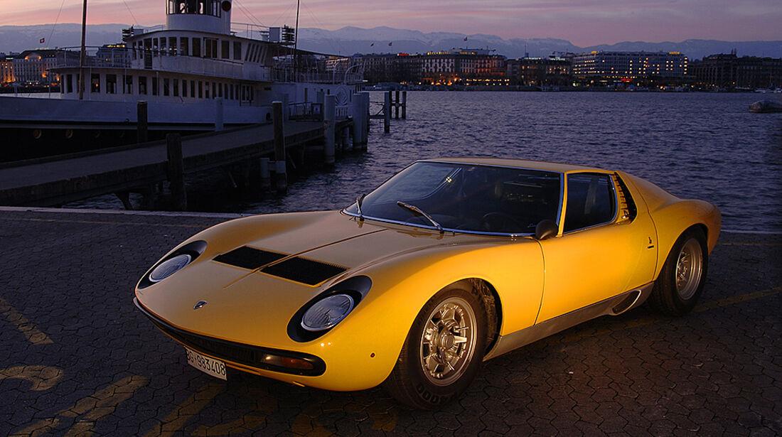 0506 Lamborghini Miura Reise Genf