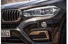 06/2014, BMW X6 Facelift, Scheinwerfer