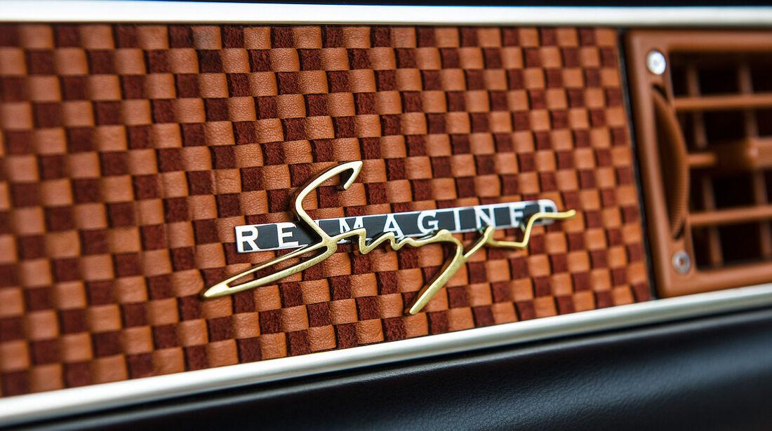 06/2015,  Singer Porsche 964/911 Targa