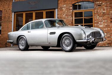 James Bond-Auto wird versteigert