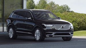 06/2019, Volvo XC90 Armoured