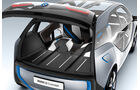 07/2011, BMW i3 Concept, Innenraum