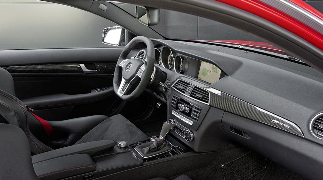 07/2011, Mercedes C-Klasse Coupé C 63 AMG Black Series