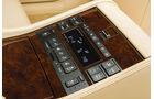 07/2012, Lexus LS 2013 LS 460, Innenraum, Rücksitzanlage