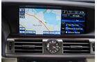 07/2012, Lexus LS 2013 LS 460, Navigation