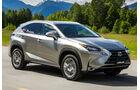 07/2014, Lexus NX Fahrbericht