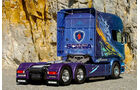 07/2014, Scania Showtruck Svempas Blue Griffin