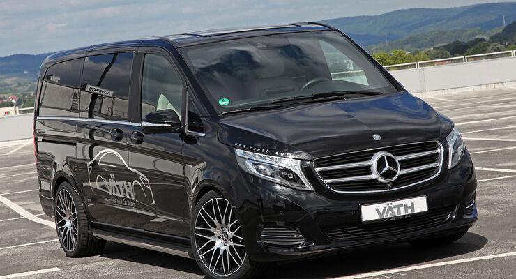 07/2015, Väth Mercedes V-Klasse