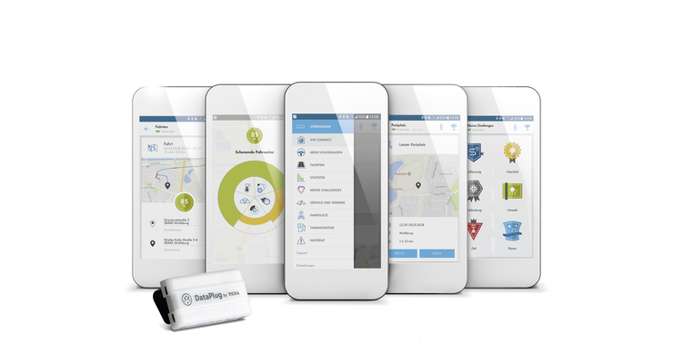 07/2018, Volkswagen Connect App