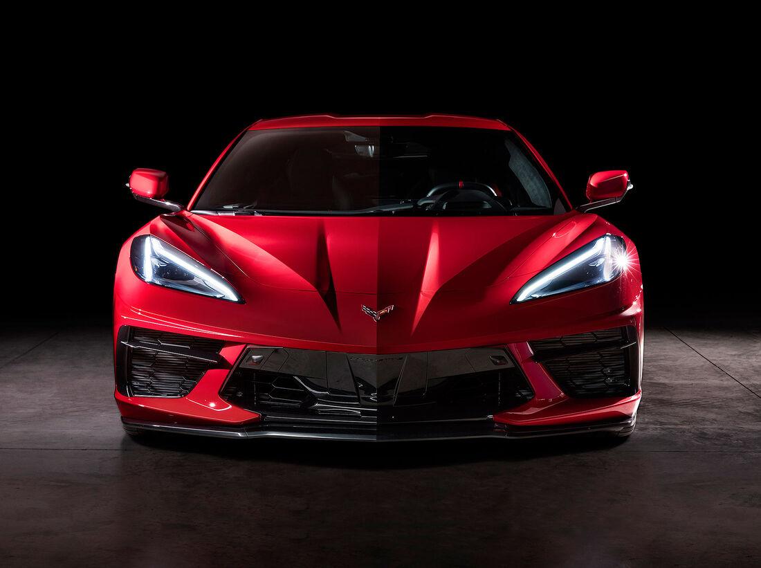 Corvette Preis