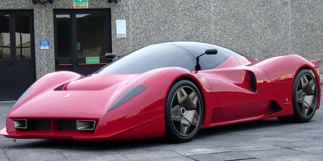 07/2019, Ferrari P4/5 by Pininfarina