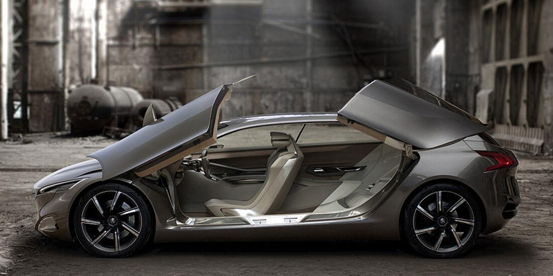 08/2011 Peugeot HX1 Conceptcar
