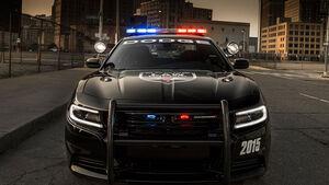 08/2014,  Dodge Charger Pursuit Polizeiauto