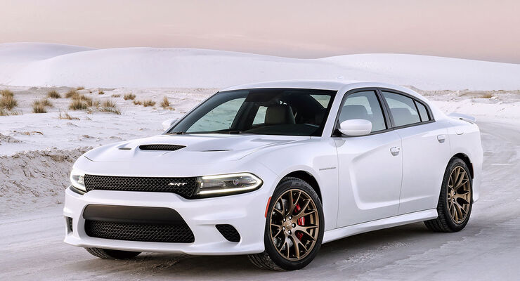 08/2014, Dodge Charger SRT Hellcat