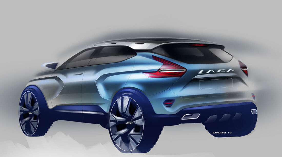 08/2016, Lada XCODE Concept