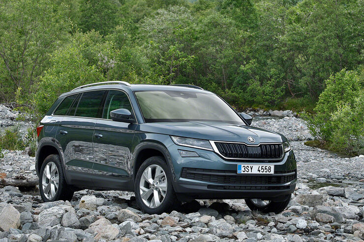 skoda kodiaq auto motor und sport. Black Bedroom Furniture Sets. Home Design Ideas