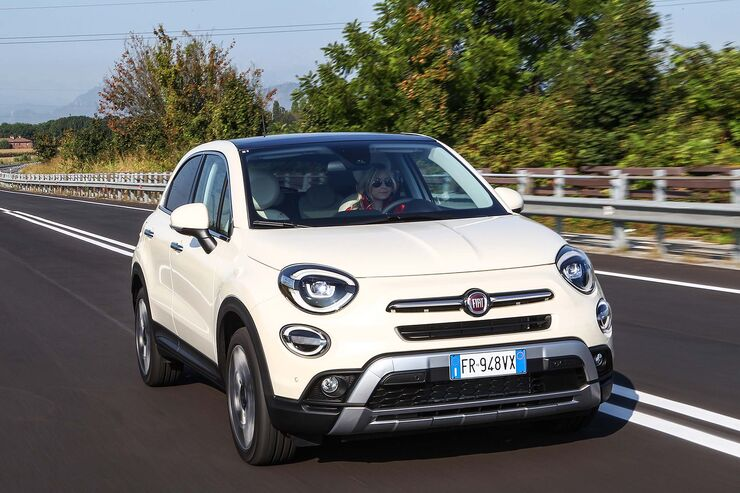 neuer fiat 500x 2018 technik preis marktstart auto. Black Bedroom Furniture Sets. Home Design Ideas