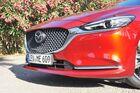 08/2018, Mazda 6 Facelift Front