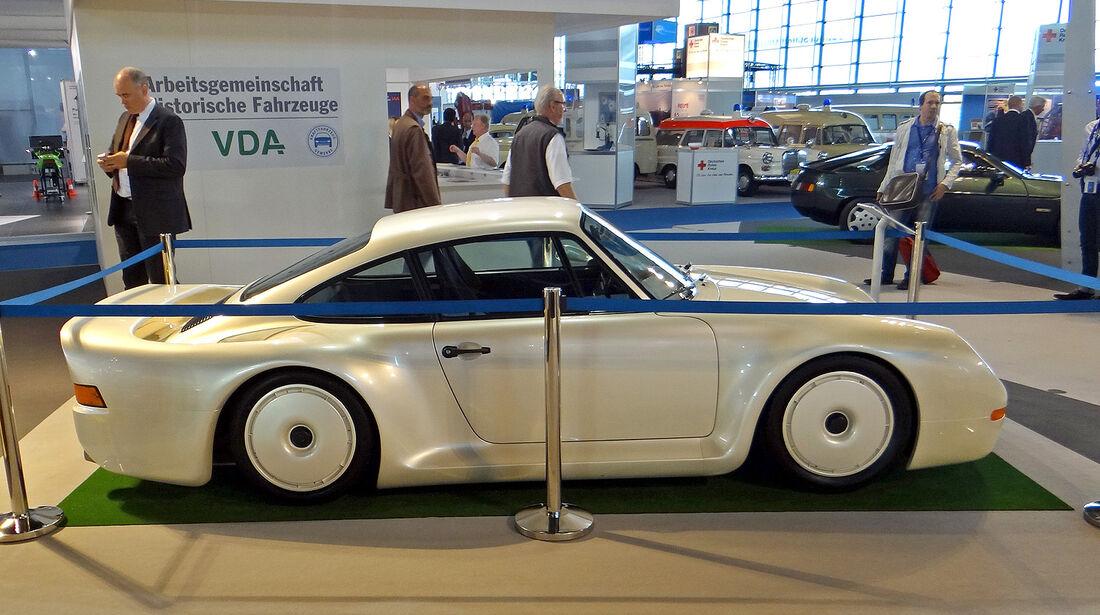 09/2013 - ADAC, Sonderausstellung, IAA Frankfurt 2013