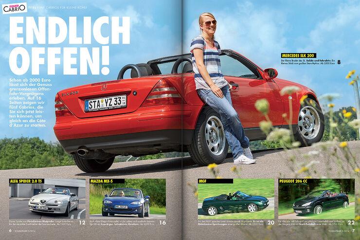 09/2014 - Heftvorschau Youngtimer 05/2014, mokla 0914