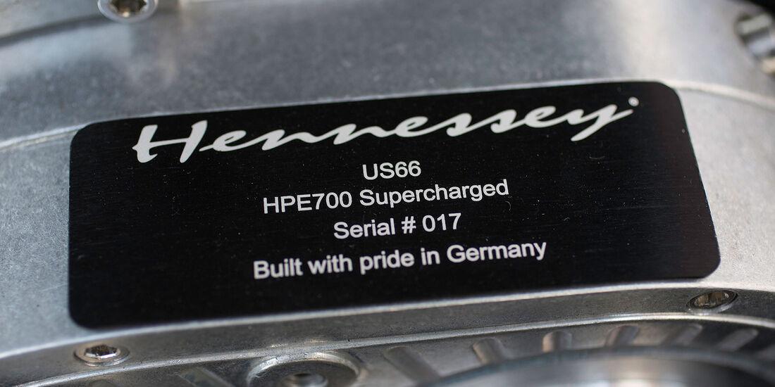 09/2015, Hennessey Chevrolet Camaro HPE700.