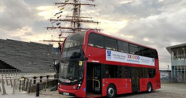 1/2019, ADL ZF Brennstoffzellen Bus