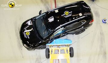 10/2014, EuroNCAP, Nissan X-Trail