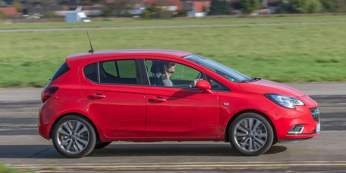 10/2014 Fahrbericht Opel Corsa 1.0T
