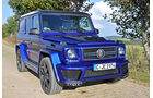 10/2014 German Special Customs Mercedes G-Klasse