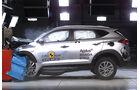 10/2015 EuroNCAP Crashtest Hyundai Tucson