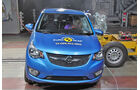 10/2015 EuroNCAP Crashtest Opel Karl